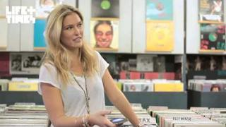 Bar Refaeli - Let The Needle Drop Bar Refaeli