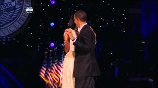 Barack & Michelle Obama First Dance