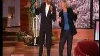 Barack Obama on Ellen show