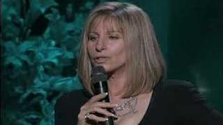 Barbra Streisand - Evergreen (live)