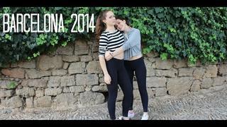 Barcelona 2014 I Teri Blitzen & Gabrielle Hecl