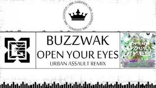 Bass - Buzzwak ft. Alexandra - Open Your Eyes (Urban Assault Remix)