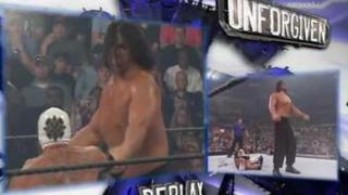 batista vs great khali vs rey mysterio unforgiven 2007