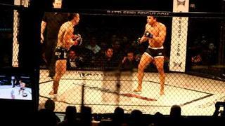 Battlefield Fight League 7 - Marcus Aurelio vs Ken Tran (Round 1 of 3)