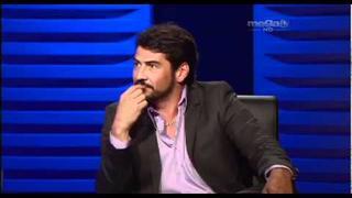 Bayly y el genial actor mexicano Gabriel Porras