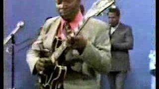 "BB King, ""The Thrill is Gone"""