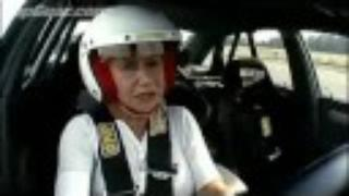 BBC: Helen Mirren Interview & Lap - Top Gear