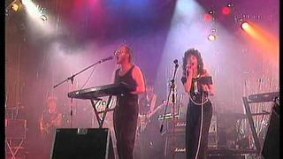 Beáta Dubasová a Vašo Patejdl - Muzikantské byty - Bratislavská lýra 1989 live