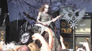 BEHEMOTH • Ov Fire and the Void • Rockstar Mayhem Fest 2009 • Dallas, Texas • PIT POV HD