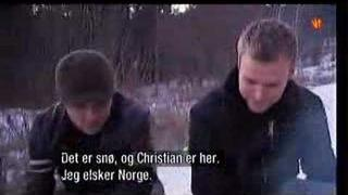 "Ben Adams on ""God Kveld Norge"""