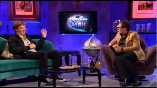 "Benedict Cumberbatch On Alan Carr - ""Chatty Man"" (24.01.2011)"