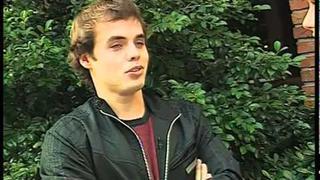 Benjamin Rojas: Entrevista