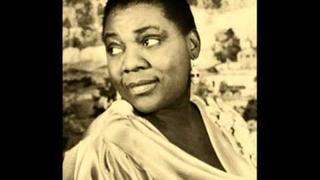 Bessie Smith & James P. Johnson (Black Water Blues, 1927) Jazz Legend