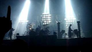 Best of Rammstein Tour 2010 in Luxembourg Part1