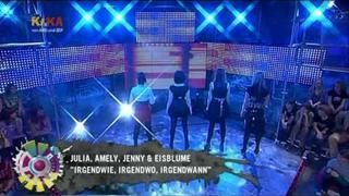 Beste Stimme 2010 - Julia, Amely, Jenny und Eisblume (Irgendwie, Irgendwo, Irgendwann)