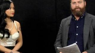 Between Two Ferns with Zach Galifianakis: Tila Tequila