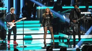 Beyoncé, Ed Sheeran & Gary Clark Jr. Tribute Stevie Wonder
