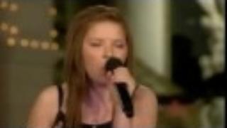 "Bianca Ryan sings ""Cuan Grande Es El"" on TBN"