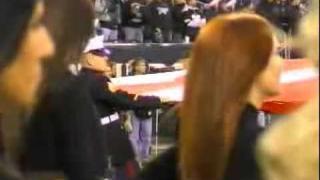 Bianca Ryan sings for the Philadelphia Eagles!