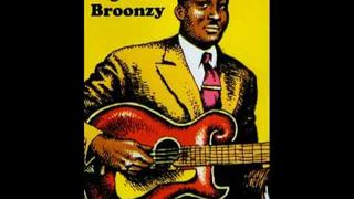 Big Bill Broonzy (Saturday Night Rub, 1930)