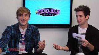 Big Time Rush's Logan Henderson & Kendall Schmidt Go 1 to 1