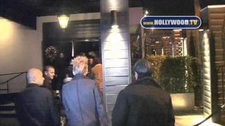 Bill Kaulitz And Tom Kaulitz party at Greystone Manor Supperclub