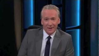 Bill Maher nails it!