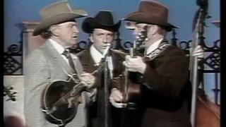 Bill Monroe and The Bluegrass Boys - I'm Working On A Building