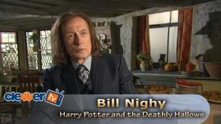 Bill Nighy: Harry Potter and the Deathly Hallows Interview