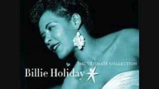 "Billie Holiday ""Trav'lin' Light"""