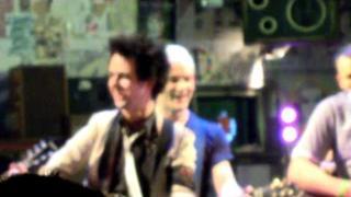 "Billie Joe Armstrong ""STOP LAUGHING!"""