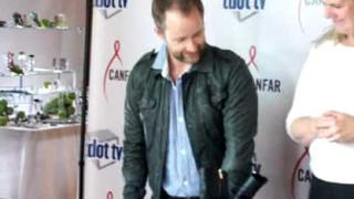 Billy Boyd donated his shoes to the Toronto Shoe Museum!