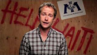 Billy Boyd for Haiti