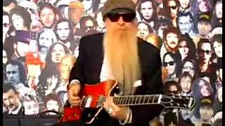 ♫ Billy Gibbons (ZZ Top) - Guitar Lesson How to play blues