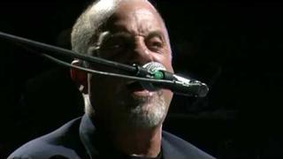 "Billy Joel ""New York State Of Mind"""
