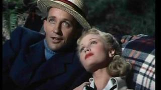 """BING CROSBY """"Blue Skies"""" JOAN CAULFIELD Irving Berlin """"BLUE SKIES"""" (1946)"""