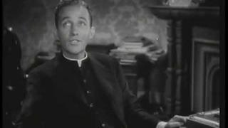 """Bing Crosby """"TOO-RA-LOO-RA-LOO-RA"""" Going My Way (1944) BARRY FITZGERALD James Royce Shannon"""