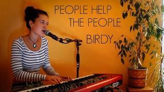 Birdy - People Help The People (Cover By Karmen Pál-Baláž)