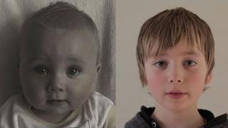 Birth to 9 years in 2 min. Time Lapse Vince. (The Original)