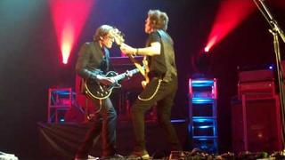 Black Country Communion - FIRST LIVE PERFORMANCE - Mistreated - Hughes Bonamassa Bonham Sherinian