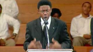 Black History Moment- Rev. Reggie Sharpe Jr.