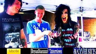 Interview #4 Andy Biersack & Matt Good Warped Tour 2011