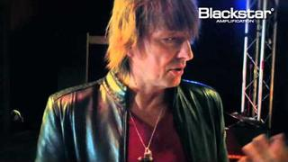 Blackstar Artist Spotlight: Richie Sambora of Bon Jovi