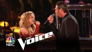 "Blake Shelton and Shakira: ""Medicine"" (The Voice Highlight)"