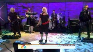 "BLONDIE/Debbie Harry~ Panic of Girls~Today Show NYC September 12,2011 Performing ""Mother"""