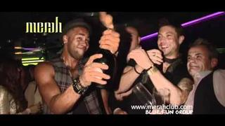 BLUE - Duncan James and Simon Webbe at Merah Club Jason Derulo Birthday Party (20.09.2011)