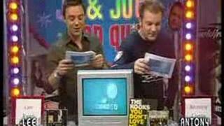 Blue- Lee Ryan & Anthony Costa in Tv show Pop Quiz