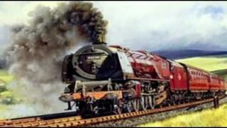 Blues hvízdavého vlaku - Mirek Hoffmann