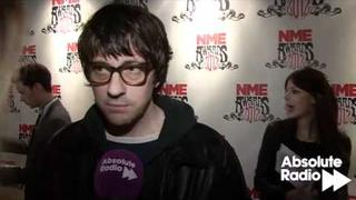 Blur interview: Graham Coxon at the NME Awards