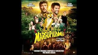 BO Sur la piste du Marsupilami : La Houba Dance